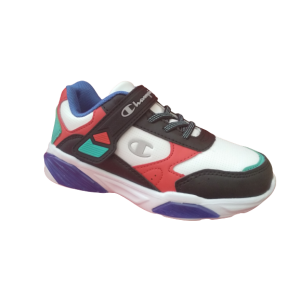 Champion Low  Wave  B TD WHT MULTI