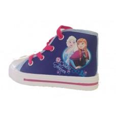 Frozen sneakers