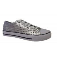 Sneakers Ασημί
